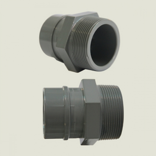 Aluminum alloy outer wire adapter